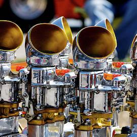 Shiny Engine by TJ Baccari