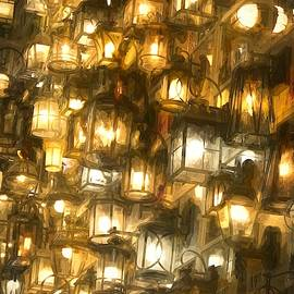 Shopping For Lighting by Jack Wilson