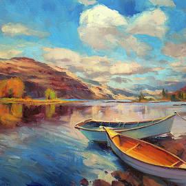 Shore Leave by Steve Henderson