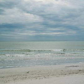 Siesta Beach Portrait 3 by Lisa Kilby
