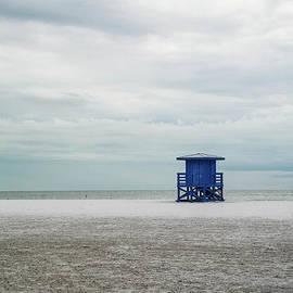Siesta Beach Portrait 4 by Lisa Kilby
