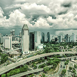 Singapore by Chris Cousins