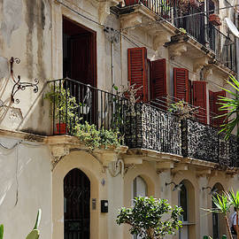 Siracusa Sicily by Sally Weigand