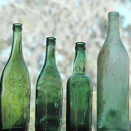 Six Green Bottles by Jerry Griffin