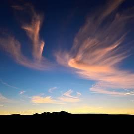 Sky Dance by Heidi Fickinger