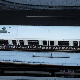 Skytrain Wagon  by Juan Contreras