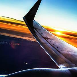 Sleek Jet Twilight by Amyn Nasser
