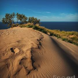 Sleeping Bear Dunes by Christopher Thomas