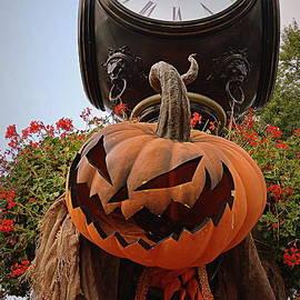 Sleepy Hollow Evil Pumpkin by Tru Waters