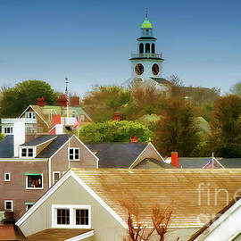 Sleepy Nantucket by Jack Torcello