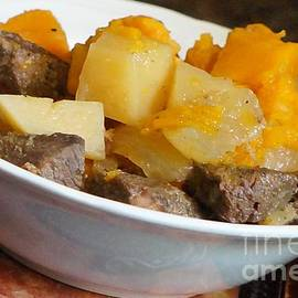 Slow Cooked Pot Roast by Maxine Billings