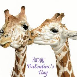 Smooches- Happy Valentine's Day by Sarah Batalka