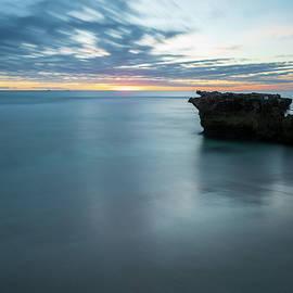 Smooth seas by Geoff Stapledon