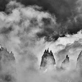 Jon Glaser - Sneaking Thru the Clouded Alps II