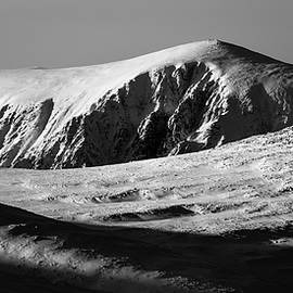 Snow On Cairngorm by Peter OReilly