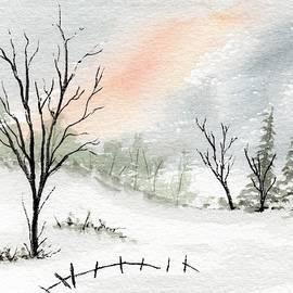 James Michael Johnson - Snow Scene