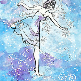 Snowflake Fairy by Katherine Nutt