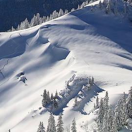 Alex Lim - Snowy Mountain Slopes