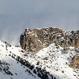 Paul MAURICE - Snowy Mountains - 11 - French Alps