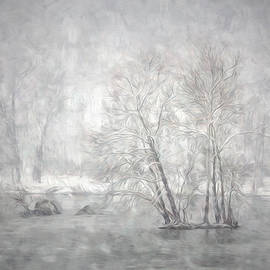 Snowy River by Francis Sullivan