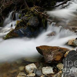 Soft water by Jeff Swan