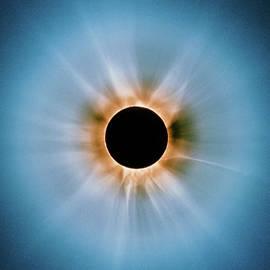 Solar Eclipse by Dr J. Durst