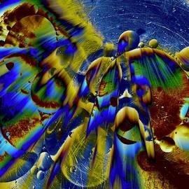 Christina Ford - Solar System Chaos