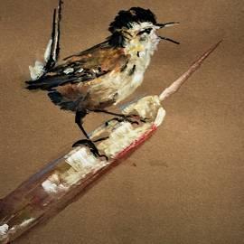 Song bird by Khalid Saeed