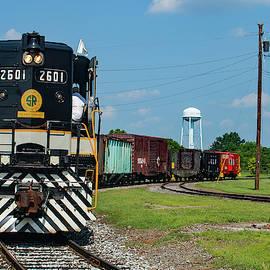 Southern Railway EMD GP30 2601 by Joseph C Hinson