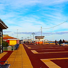 Southsea Seafront 1 by Loretta S
