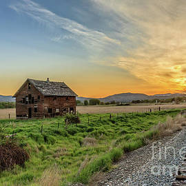 Special Sunrise by Robert Bales