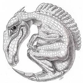 Spinnosaurus by Victor Molev