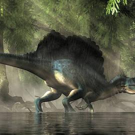 Spinosaurus by Daniel Eskridge