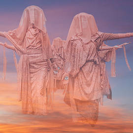 Spirits by Marketa Zvelebil