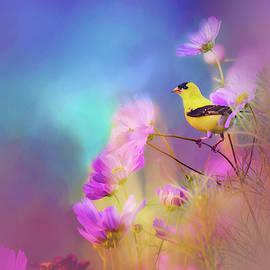 Spring Bird by KaFra Art