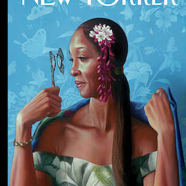 Spring Blossoms by Kadir Nelson