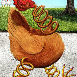 Spring Chicken by Catherine G McElroy