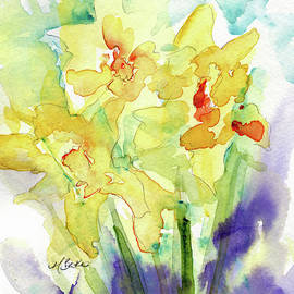 Spring Fling by Mary Benke