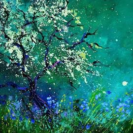 Spring Garden  by Pol Ledent