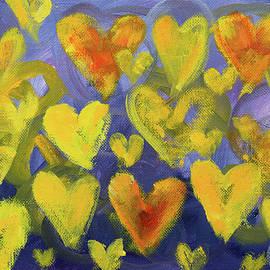 Spring love by Karen Kaspar