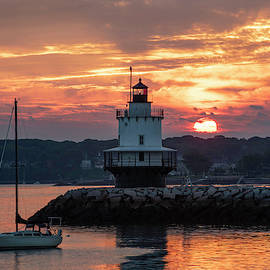 Jack Milton - Spring Point Sunrise