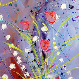 Spring Pops by Cheryle Gannaway