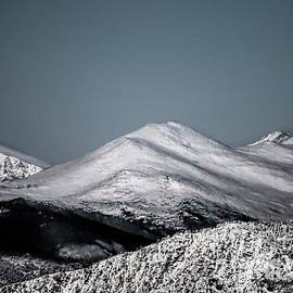 Spring Snow On The Mountains by Jon Burch Photography