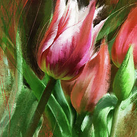 Spring Splendor by Garth Glazier