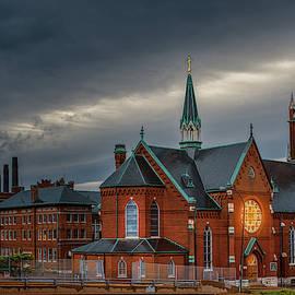 St Agatha Church by Robert FERD Frank