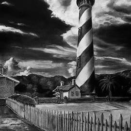 St. Augustine Lighthouse by William Underwood