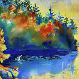St. Croix River Scene by Kathy Braud
