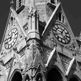 St. Francis Xavier Church by Patrick Malon