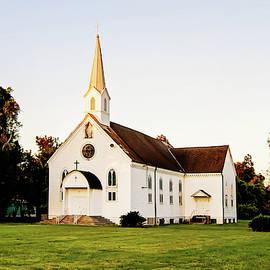 St. Mary's Chapel by Scott Pellegrin