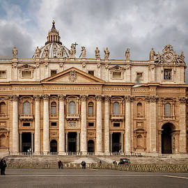 St. Peter's Basilica by Jacqui Boonstra